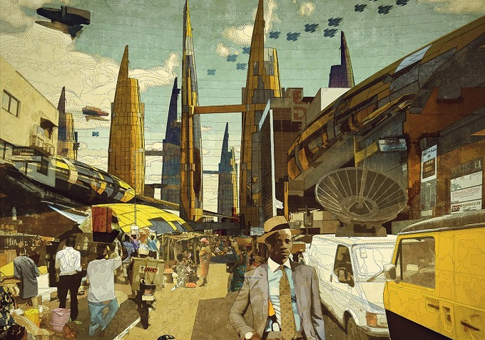 Wale oyejide and lekan jeyifo invite you to lagos in 2081 for Home wallpaper nigeria
