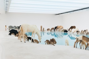 'Cai Guo-Qiang: Falling Back to Earth'Media Preview
